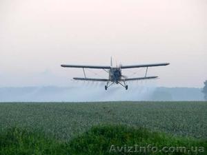 Авиахимработы самолетами Ан-2 и Бекас - Изображение #1, Объявление #22261