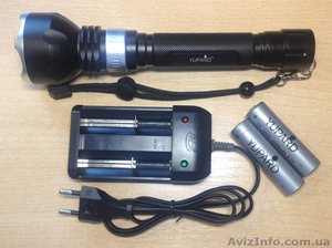 Подводный фонарь Yapard для дайвинга и подводной охоты - Изображение #1, Объявление #1530038