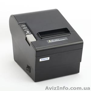 Принтер чеков GlobalPos RP-80 RS232 + USB + Ethernet - Изображение #1, Объявление #1607049