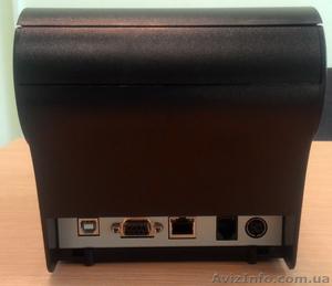 Принтер чеков GlobalPos RP-80 RS232 + USB + Ethernet - Изображение #2, Объявление #1607049