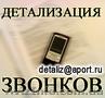 Услуга Детализация звонков с оплатой по факту выполнения (В АР Крым)