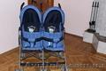 Продам коляску-трость б/у фирмы Geoby для двойни
