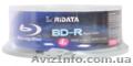 Диски BDR RIDATA