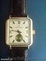 новые мужские золотые часы