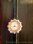 новые золотые часы