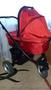 Продаю коляску ABC Design Rodeo (б/у),  в отличном состоянии,  красного цвета.