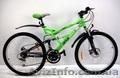 подростковый двухподвесный Велосипед Azimut Rock