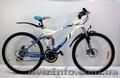 подростковый двухподвесный Велосипед Azimut Race