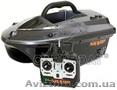 Новинка,  кораблик для прикормки Carpboat Skarp Carbon 2, 4GHz new