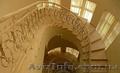 Кованые винтовые лестницы. Ограждение для лестницы.