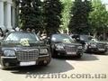 Свадебный Крайслер 300с. Автомобиль на свадьбу. Феодосия,  Судак,  Керчь