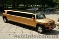 Золотой Лимузин класса Хаммер.Toyota FJ-Cruiser аренда авто на свадьбу - Изображение #3, Объявление #747832