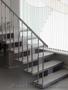 Металлические лестницы из нержавейки