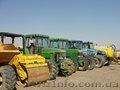 Сельхозтехника и колесные тракторы