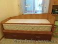Детская кровать с ортопедическим матрацем