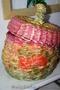 Изготовлю на заказ плетеные корзины, шкатулки разных размеров, форм.