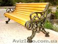 Элитные скамейки,фонари,изделия из художественного литья., Объявление #818852