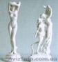Мраморные статуэтки