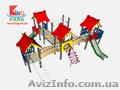 Предлагаем детские площадки,  игровые комплексы