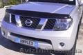 Аирдефлектор капота (мухобойка) Nissan Pathfinder (R51) / Navara (D40) , Объявление #998491