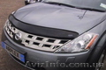 Пластиковая защита фар Nissan Murano (Z50)