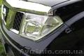 Пластиковая защита фар Nissan Pathfinder (R51) / Navara (D40) , Объявление #998490