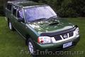 мухобойка (аирдефлектор капота) Nissan Navara / Frontier (D22) с 2002 г.в.