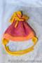 Продам Ажурную шапочку для девочки ручной работы - Изображение #3, Объявление #1020595