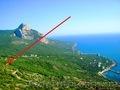 Шикарный участок с видом на море ЮБК бухта Ласпи 10 соток для дома вашей мечты ! - Изображение #2, Объявление #1021765