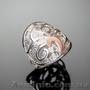 Украшения из серебра с золотом - Изображение #9, Объявление #865248