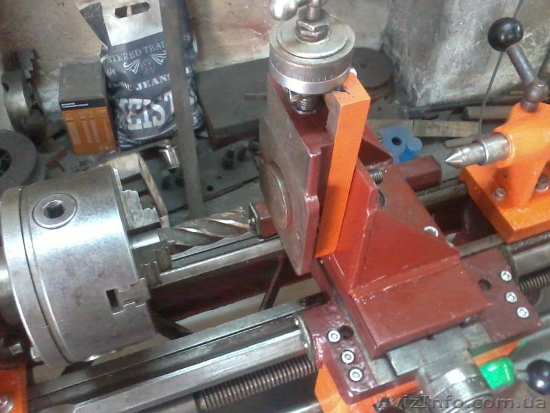 Приспособления для фрезерования на токарном станке по металлу своими руками 76