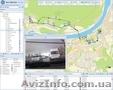 Мониторинг автотранспорта и навигации в Крыму