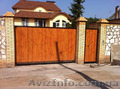 Откатные (сдвижные) ворота Севастополь.