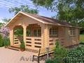 Строим из минибруса: коттеджи, дома, дачи, бани, беседки, гаражи, навесы и т.д. - Изображение #3, Объявление #1544944