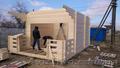Строим из минибруса: коттеджи, дома, дачи, бани, беседки, гаражи, навесы и т.д. - Изображение #7, Объявление #1544944