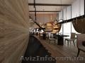 Дизайн ресторана,  кафе,  бара. Симферополь.