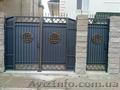Изготовление перил, решеток, балконных ограждений, ворот, навесов - Изображение #7, Объявление #1573476