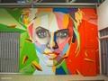 Роспись стен и граффити на заказ Крым